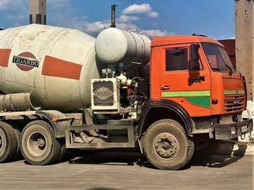 Услуги авто бетоносмесителей