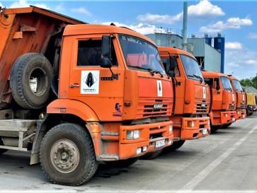 Грузовые перевозки (Услуги автосамосвалов)